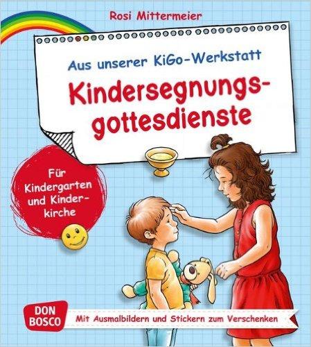 Buch Kindersegnung GD