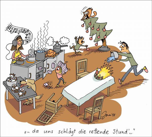 | © 2018 Cartoon: Jonas Brühwiler