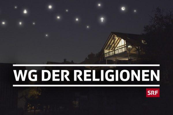 WG der Religionen Keyvisual 2018  Copyright: SRF